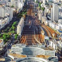 Отель Odessa Montparnasse Париж