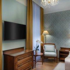 Отель Danubius Health Spa Resort Hvězda-Imperial-Neapol 4* Номер Делюкс с различными типами кроватей фото 4