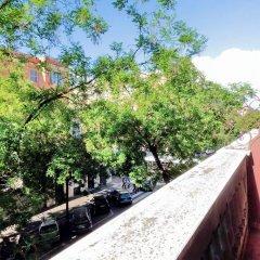 Апартаменты Pompeo Apartment балкон