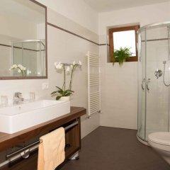 Отель Plunerhof Сцена ванная