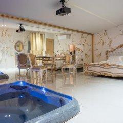 Отель Hacienda Oletta Люкс с различными типами кроватей фото 30