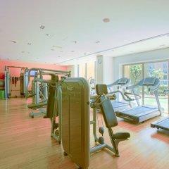 Ramada Hotel & Suites by Wyndham JBR фитнесс-зал фото 3