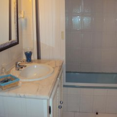 Отель Casa das Âncoras ванная