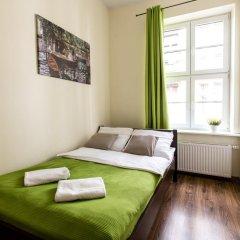 Arte Hostel Познань комната для гостей