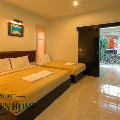 Отель Phuket Garden Home Стандартный номер с двуспальной кроватью фото 6