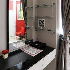 Phuket Paradiso Hotel 3* Стандартный семейный номер с двуспальной кроватью фото 25