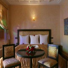 Отель Riad Zaki 4* Номер Делюкс с различными типами кроватей фото 5