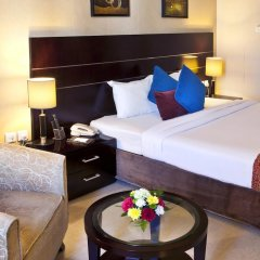 Landmark Hotel Riqqa 4* Полулюкс с различными типами кроватей фото 2