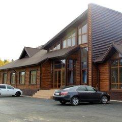 Гостиница Вилга парковка