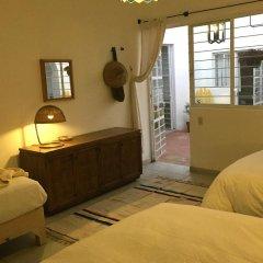 Отель Casa Canario Bed & Breakfast 2* Улучшенный семейный номер с двуспальной кроватью фото 8