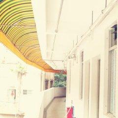 Отель Catalpa Garden Youth Hostel Китай, Гуанчжоу - отзывы, цены и фото номеров - забронировать отель Catalpa Garden Youth Hostel онлайн балкон