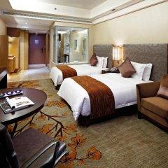 Hotel Nikko Xiamen 4* Улучшенный номер с различными типами кроватей
