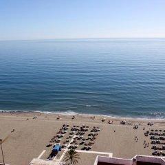 Отель Club Maritimo at Ronda III Испания, Фуэнхирола - отзывы, цены и фото номеров - забронировать отель Club Maritimo at Ronda III онлайн пляж