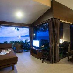 Отель Baan Chaweng Beach Resort & Spa 3* Люкс с видом на пляж с различными типами кроватей фото 13