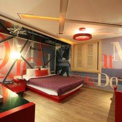 Haeundae Grimm Hotel 2* Стандартный номер с различными типами кроватей фото 16