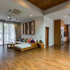 Отель Baan Bua Villa by Railand комната для гостей фото 4