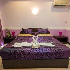 Отель The Grand Orchid Inn 2* Улучшенный номер разные типы кроватей фото 9