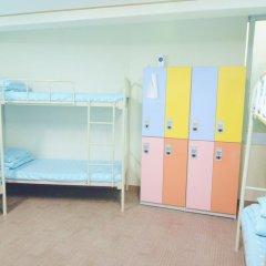 Kimchee Downtown Guesthouse - Hostel Кровать в общем номере с двухъярусной кроватью фото 8