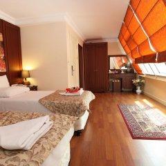 Sirkeci Park Hotel 3* Стандартный номер с различными типами кроватей фото 8