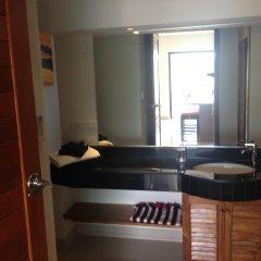Отель Samui Park Resort Таиланд, Самуи - отзывы, цены и фото номеров - забронировать отель Samui Park Resort онлайн ванная