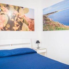 Отель Parini Suite B&B Лечче комната для гостей фото 3