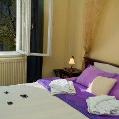 Отель Villa Petra 3* Стандартный номер с двуспальной кроватью фото 5