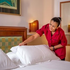 Отель Milton Roma 4* Представительский люкс фото 7