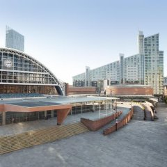 Renaissance Manchester City Centre Hotel бассейн