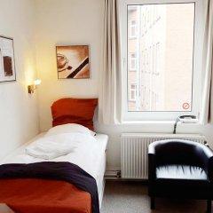 Hotel Domir Odense 2* Стандартный номер с 2 отдельными кроватями фото 10
