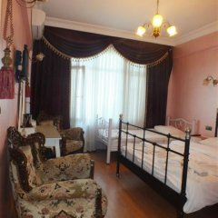 Seatanbul Guest House and Hotel Апартаменты с различными типами кроватей фото 19
