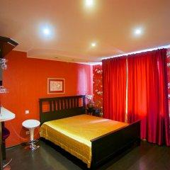 Гостиница Теремок Заволжский Апартаменты разные типы кроватей фото 29