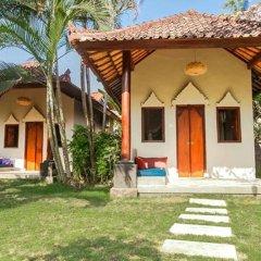 Отель Relax Beach Resort Candidasa 3* Улучшенный номер с различными типами кроватей фото 4