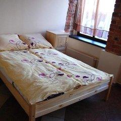 Music Hostel Piotrkowska Кровать в мужском общем номере с двухъярусной кроватью фото 3