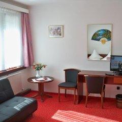 Hotel Sternchen Стандартный номер с двуспальной кроватью фото 2