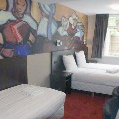 Hotel Van Gogh 3* Стандартный номер с различными типами кроватей фото 2