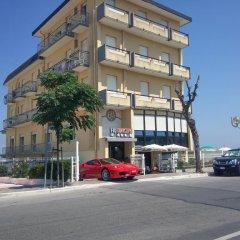 Hotel Biagini Римини парковка