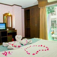 Hawaii Patong Hotel 3* Номер Делюкс с двуспальной кроватью фото 14