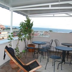 Апартаменты Topkapi Apartments балкон