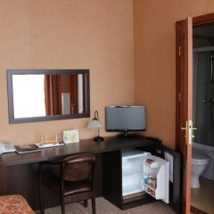 Отель Априори 3* Стандартный номер фото 33
