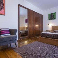 Отель Casa da Flor комната для гостей фото 2