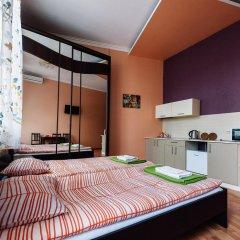 Апартаменты В Центре Студия разные типы кроватей фото 9