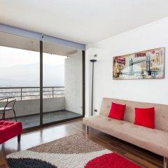 Отель myLUXAPART Las Condes Апартаменты с различными типами кроватей фото 9