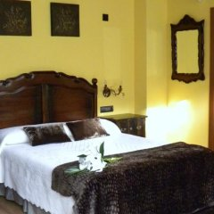 Hotel Valle Del Silencio Понферрада комната для гостей фото 4