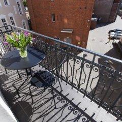 Отель Homewell Apartments Stara Piekarnia Польша, Познань - отзывы, цены и фото номеров - забронировать отель Homewell Apartments Stara Piekarnia онлайн балкон