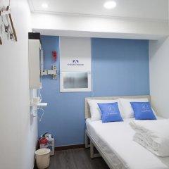 Отель K-GUESTHOUSE Insadong 2 2* Стандартный номер с двуспальной кроватью фото 6