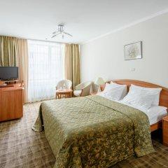 Гостиница Байкал Бизнес Центр 4* Стандартный номер двуспальная кровать фото 4