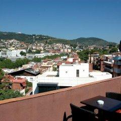 Отель Catalonia Park Güell 3* Номер категории Премиум с различными типами кроватей фото 18