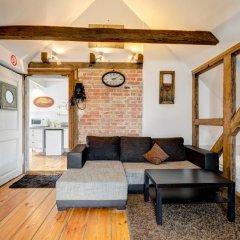 Апартаменты Dom & House – Apartments Port Monte Cassino Сопот комната для гостей фото 2