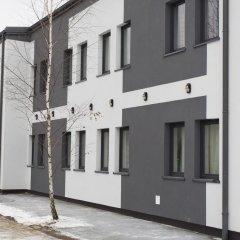 Arcus Premium Hostel парковка