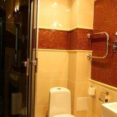 Отель Атлаза Сити Резиденс Екатеринбург ванная фото 2